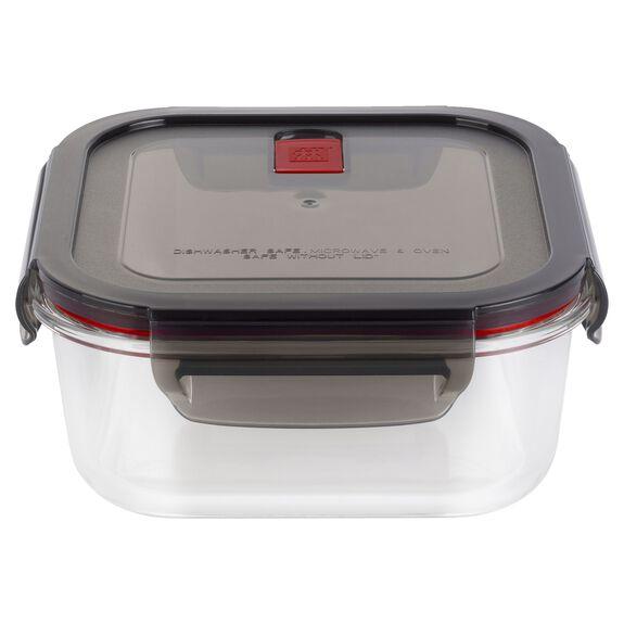 1-l-/-1.25-qt Borosilicate glass Storage jar,,large