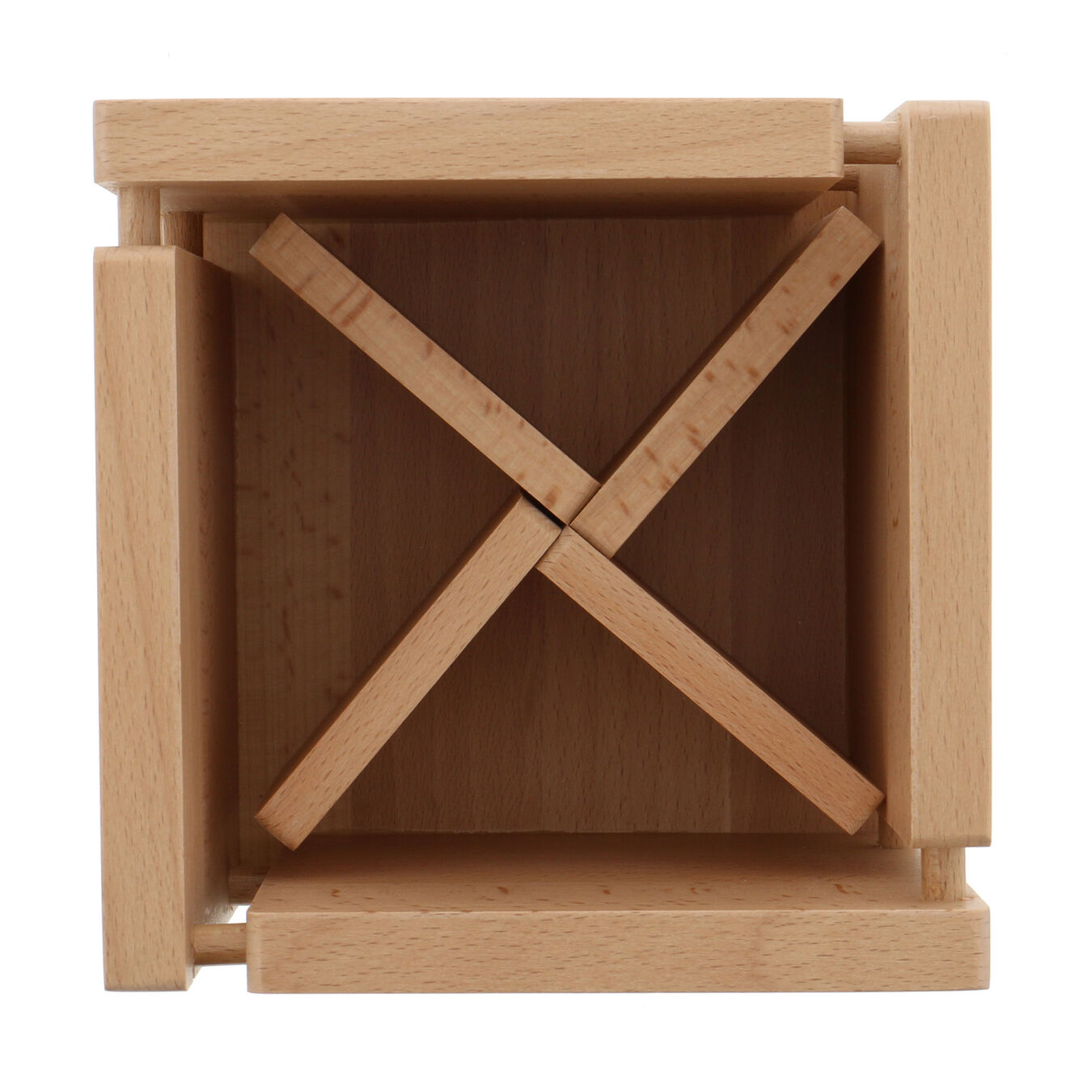 Kitchen Utensil Organizer - Natural Beechwood,,large 4