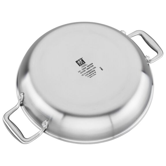 4-qt Ceramic Nonstick Braiser, , large 3