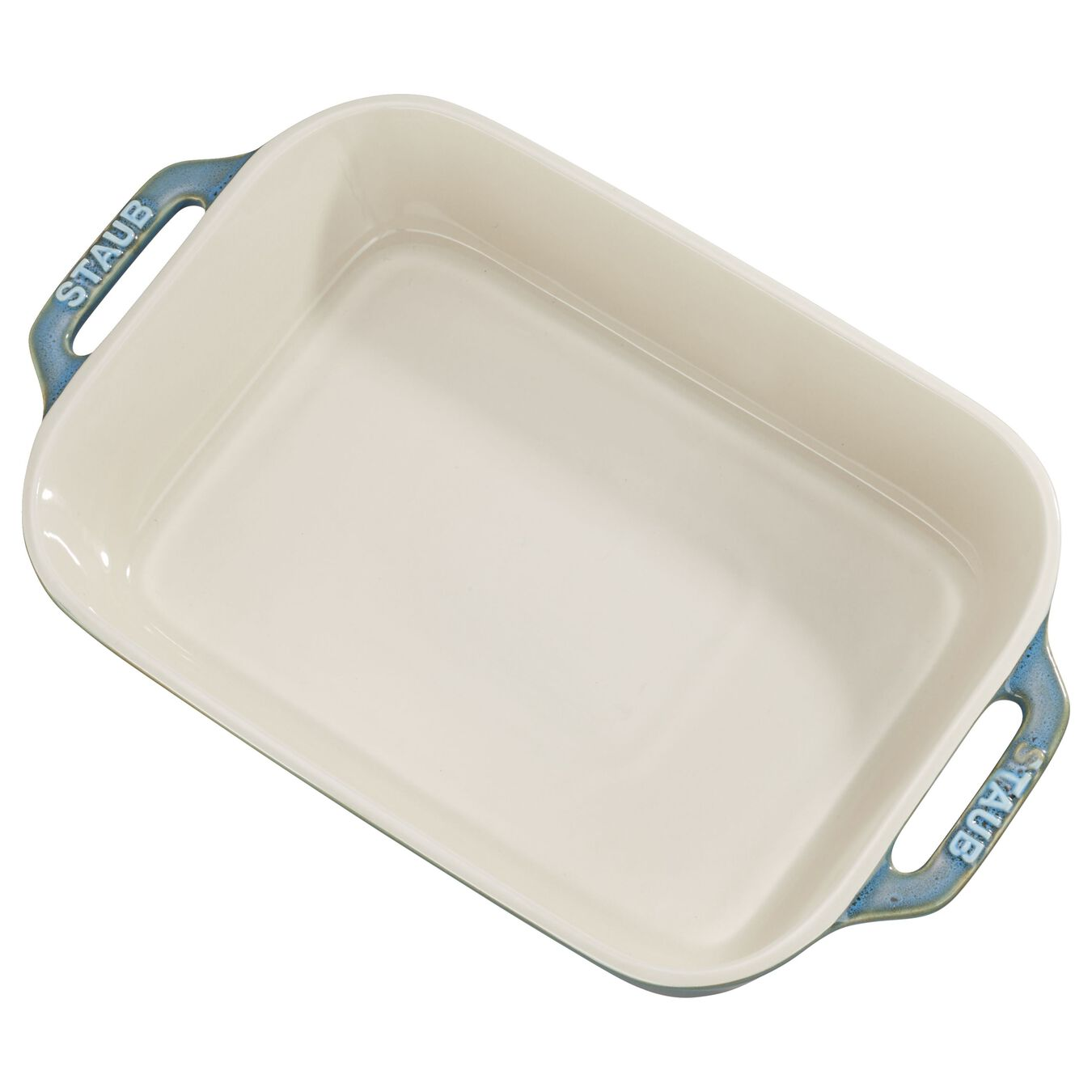 2-pc Rectangular Baking Dish Set - Rustic Turquoise,,large 3