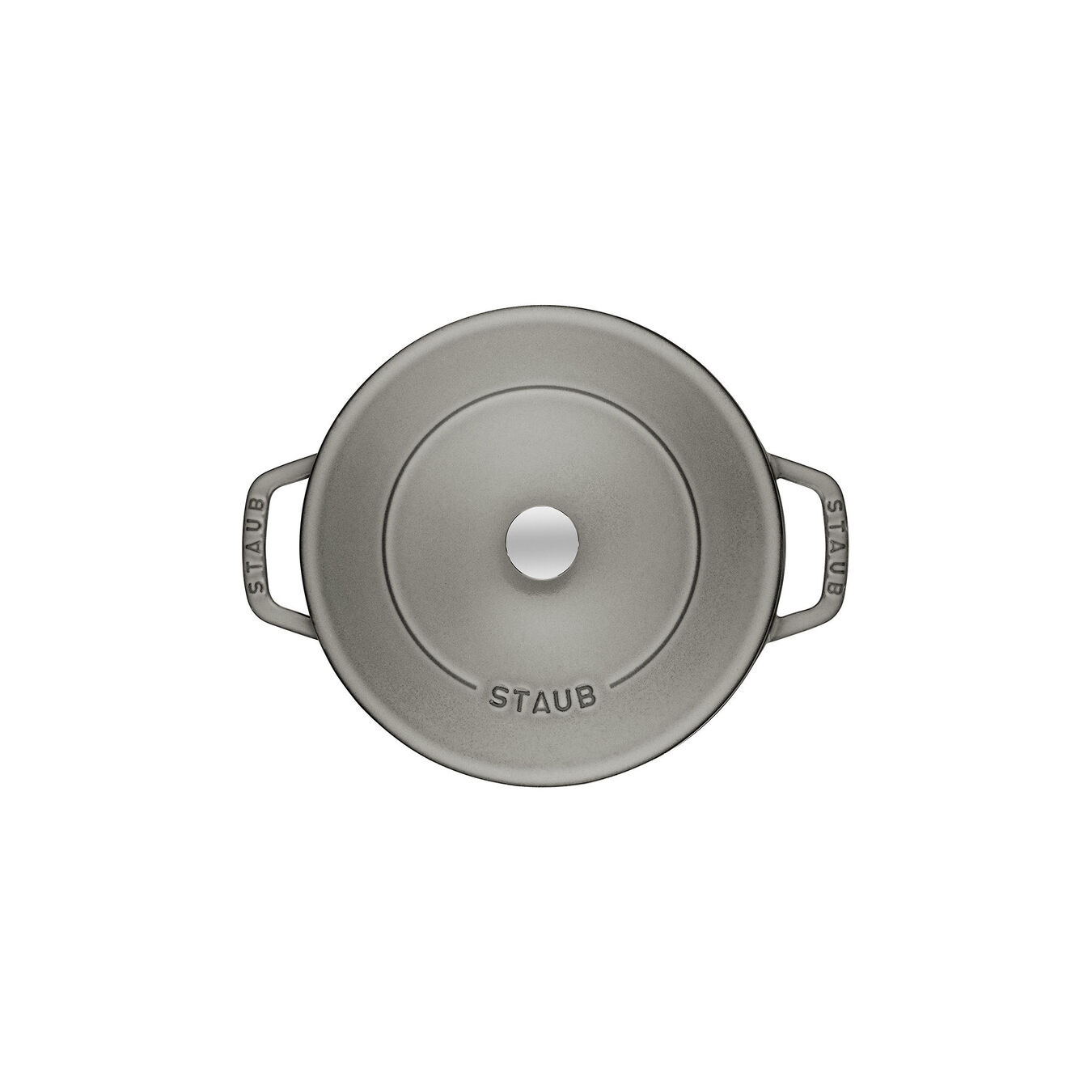 Caçarola redonda baixa chistera Chistera 28 cm, Ferro fundido,,large 5