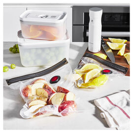 ZWILLING Fresh & Save, plastic / medium/large Vacuum starter set, 7 Piece