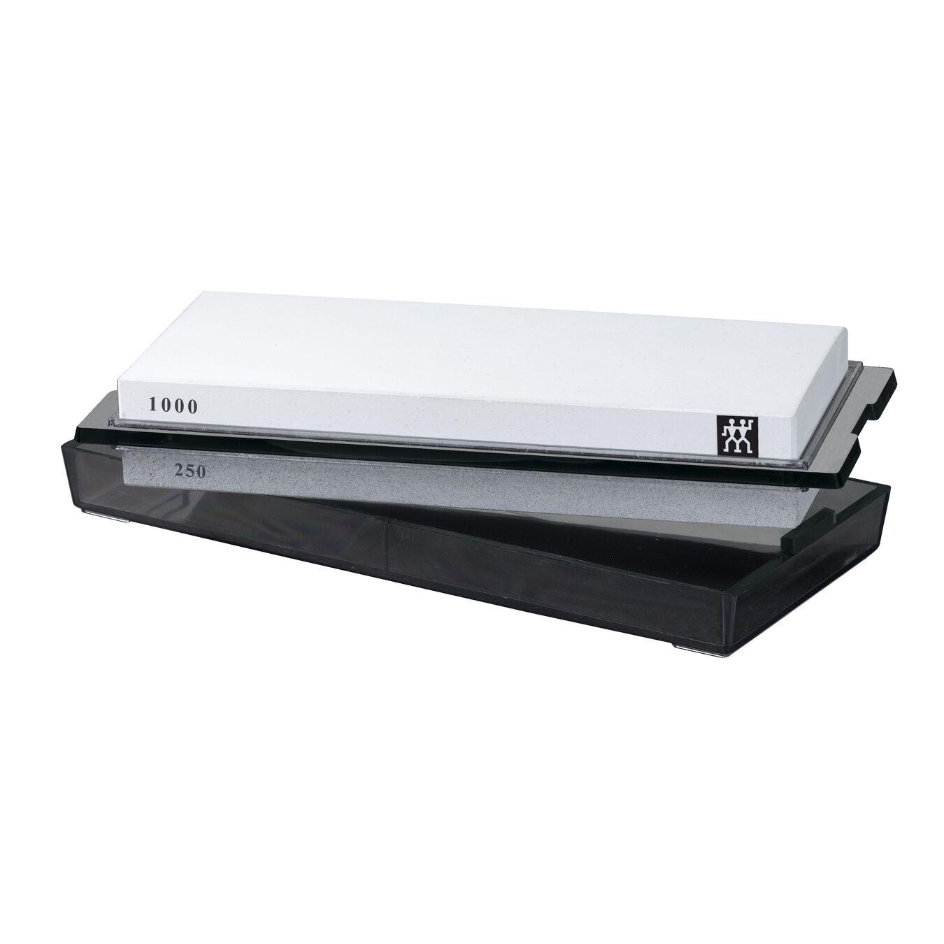Pietra per affilare - 20 cm, ossido di alluminio, Colore bianco puro,,large 1