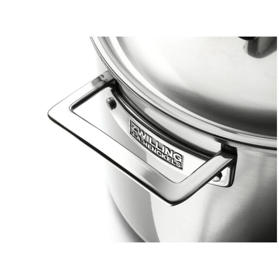 Stainless Steel 4-Qt. Saucepan,,large 2