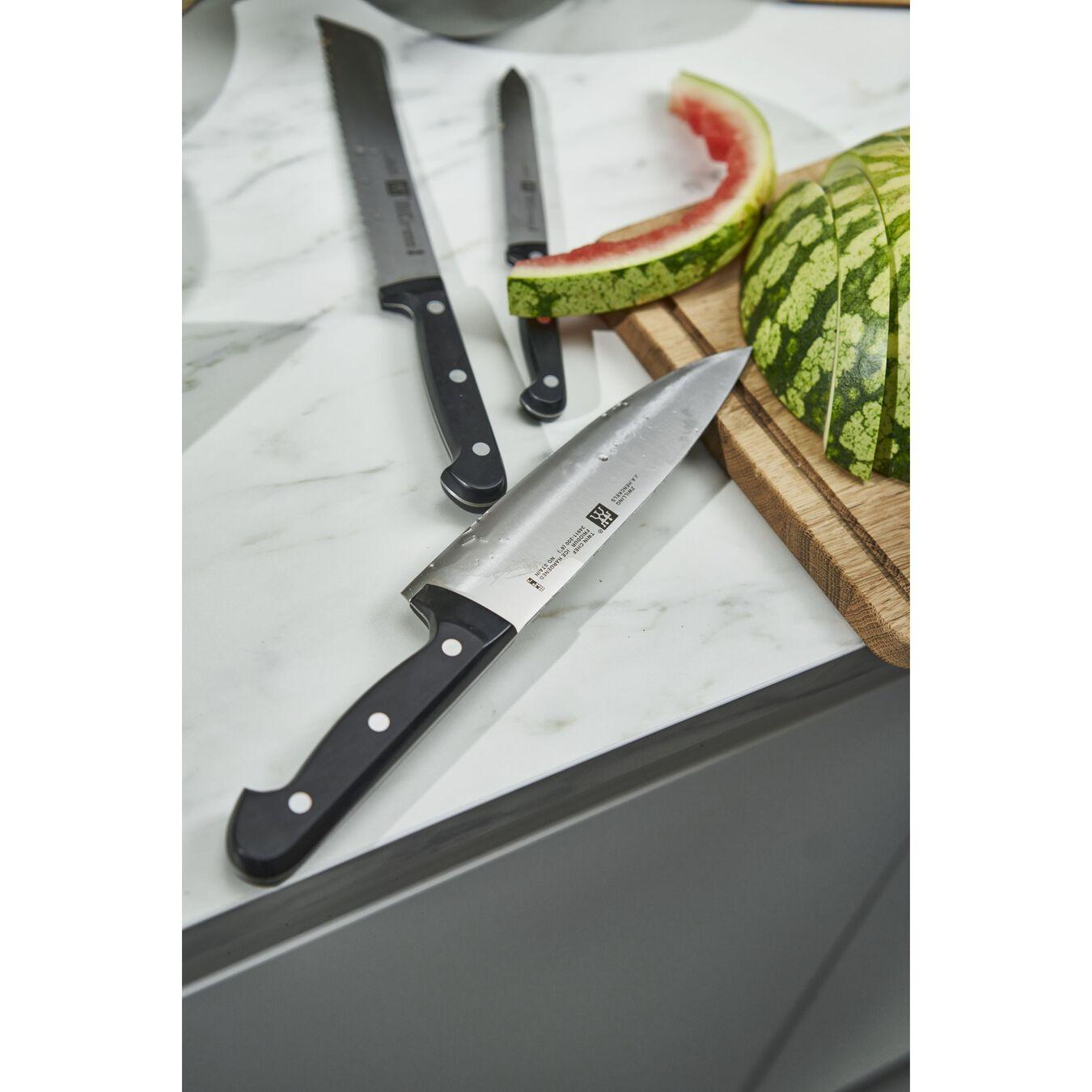 9 Piece Knife block set,,large 3
