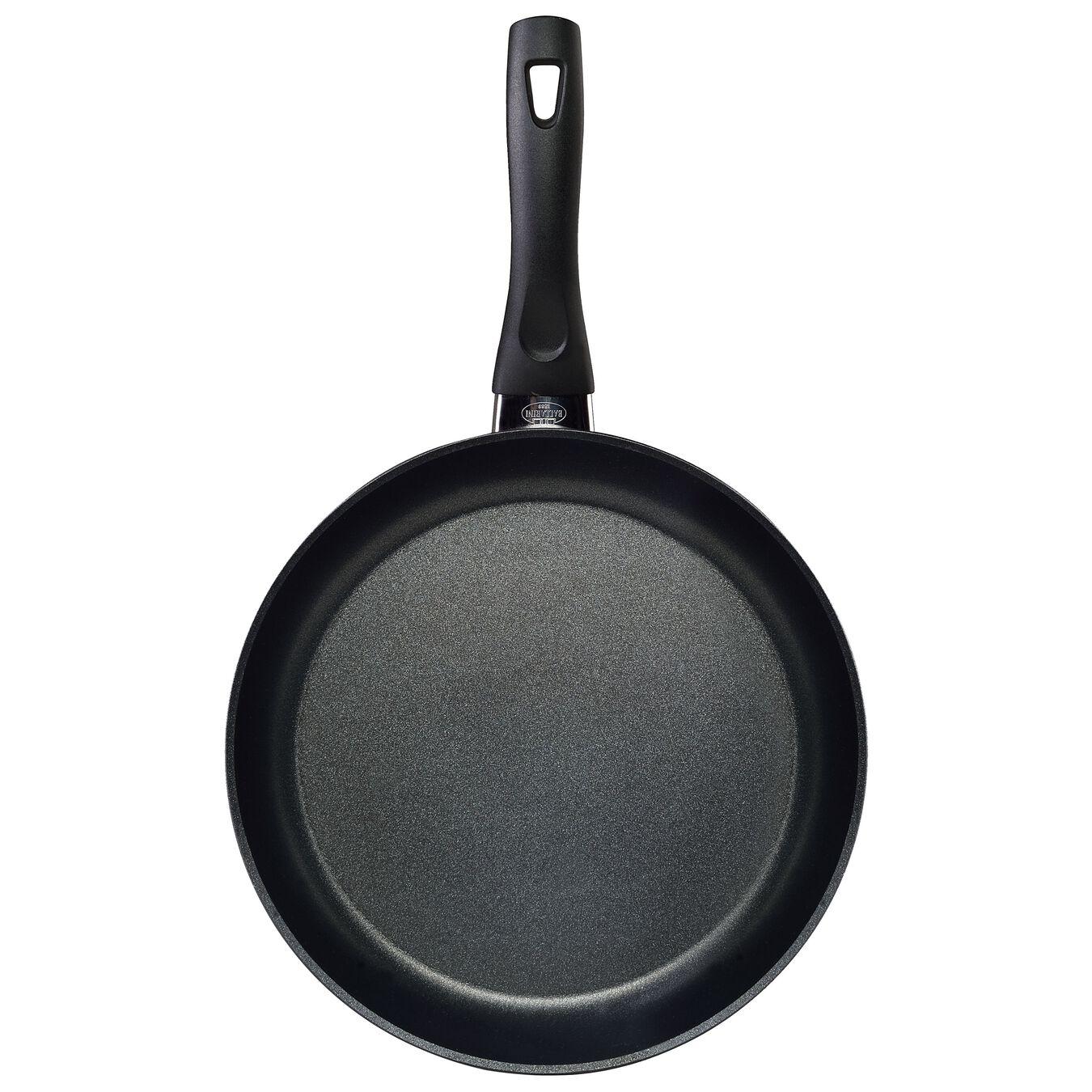Poêle 28 cm, Aluminium, Noir,,large 3