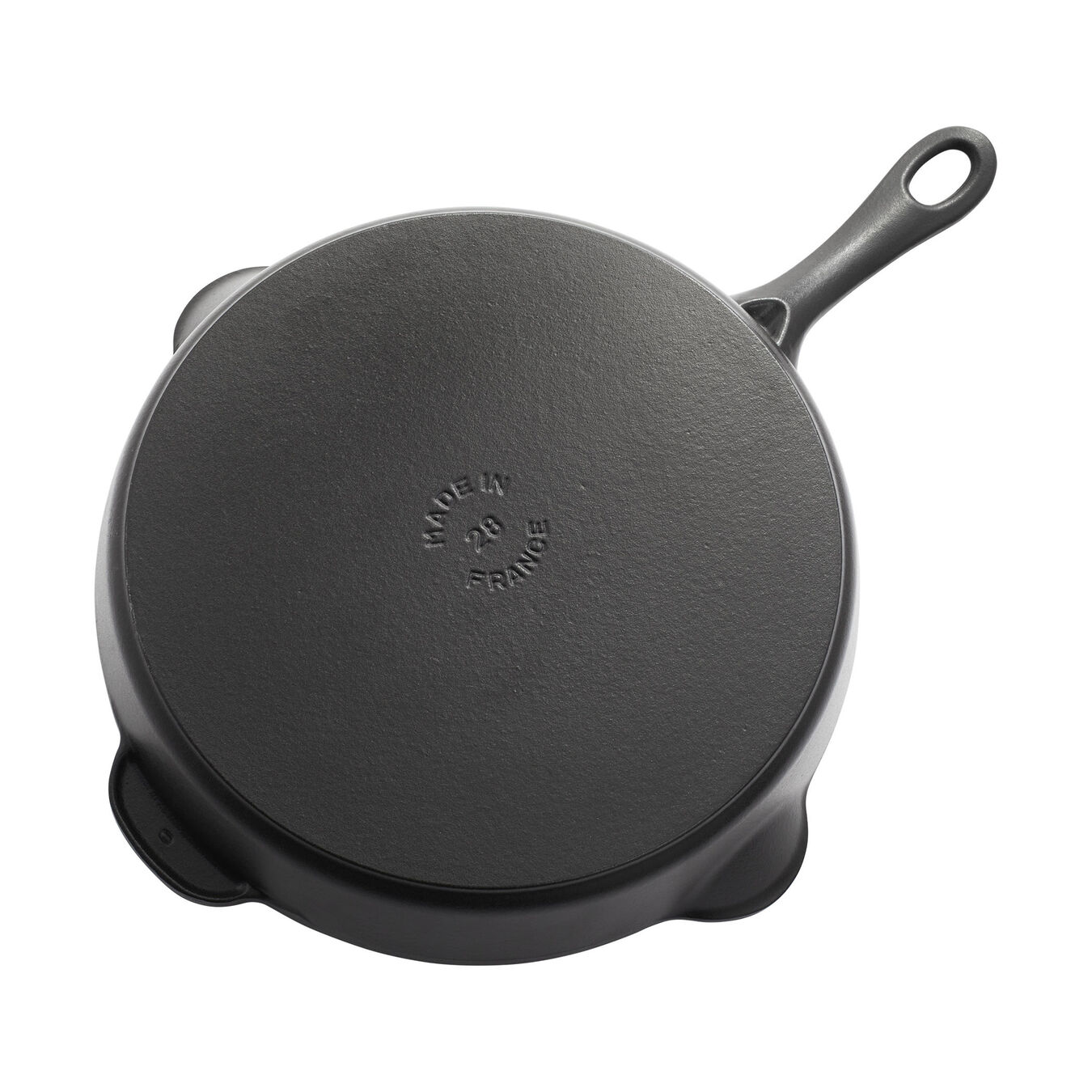 11-inch, Frying pan, black matte,,large 4