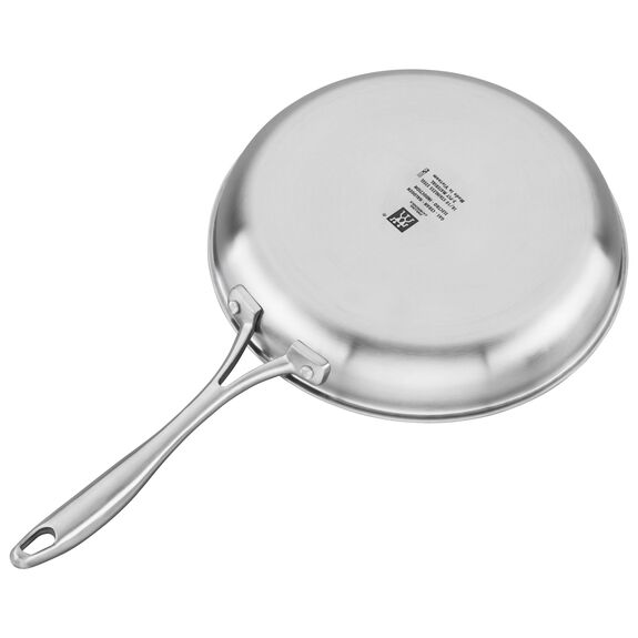 3-ply 10-inch Stainless Steel Ceramic Nonstick Fry Pan,,large 2