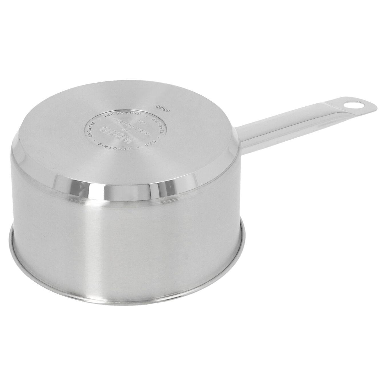 Steelpan met deksel 14 cm / 1 l,,large 5