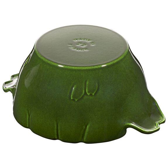 3-qt Artichoke Cocotte - Basil,,large 2