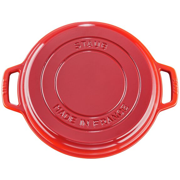 11-inch round Braise + Grill, Cherry,,large 6
