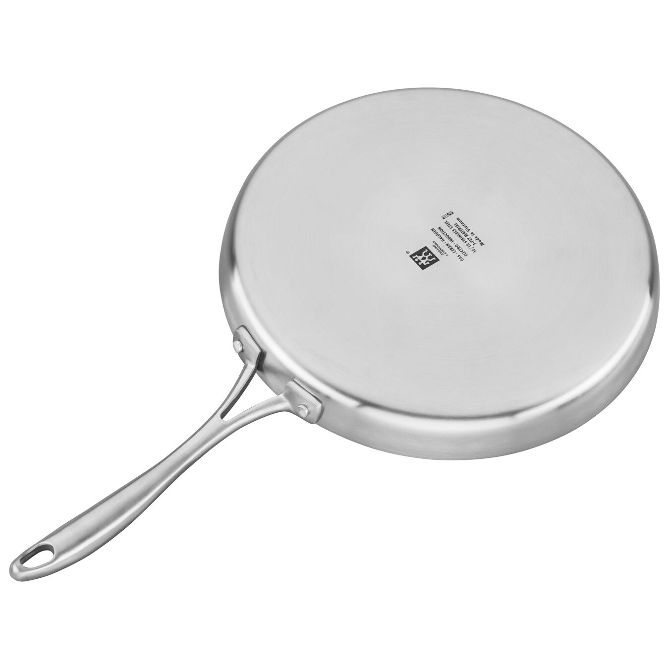 3-ply 12-inch Stainless Steel Ceramic Nonstick Griddle,,large 3