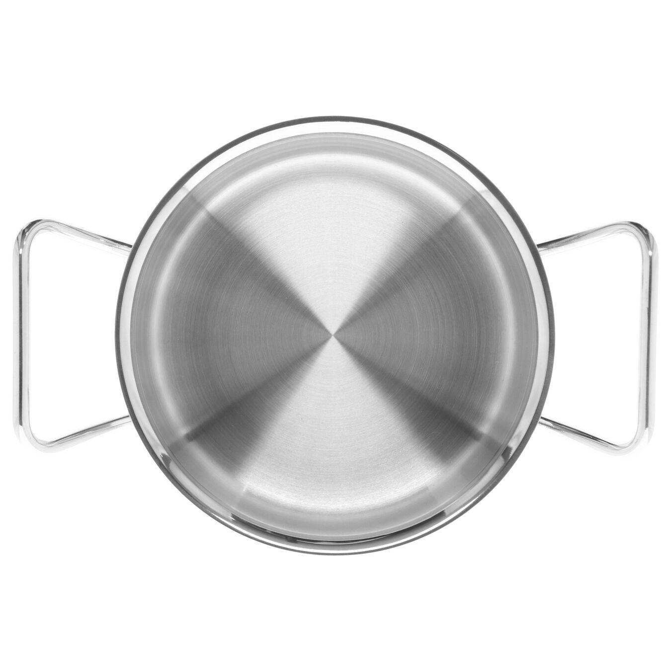 Kookpan met glazen deksel 24 cm / 5 l,,large 5