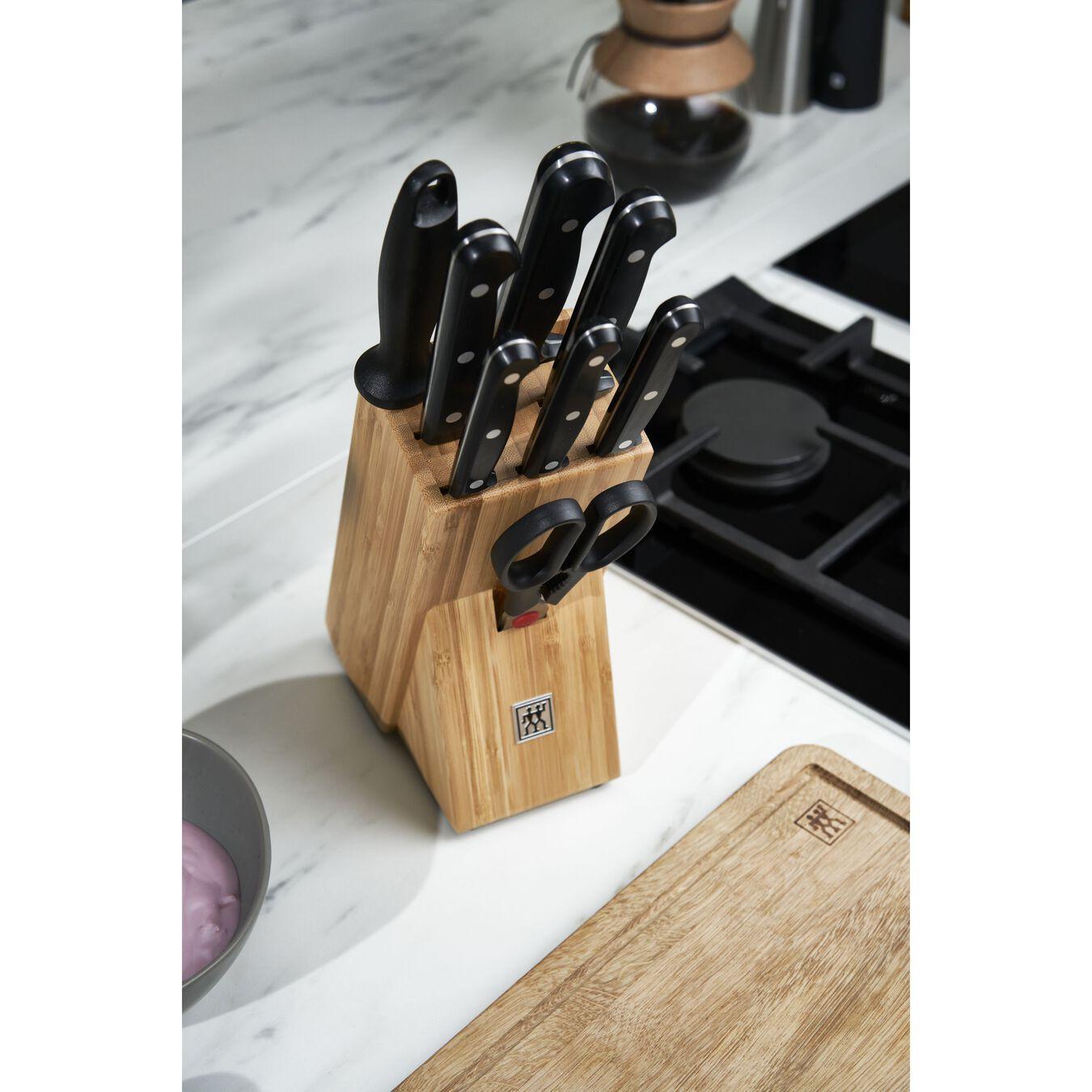 Set di coltelli con ceppo - 9-pz.,,large 5