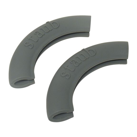 2-Piece Silicone Handle silicon,,large 3