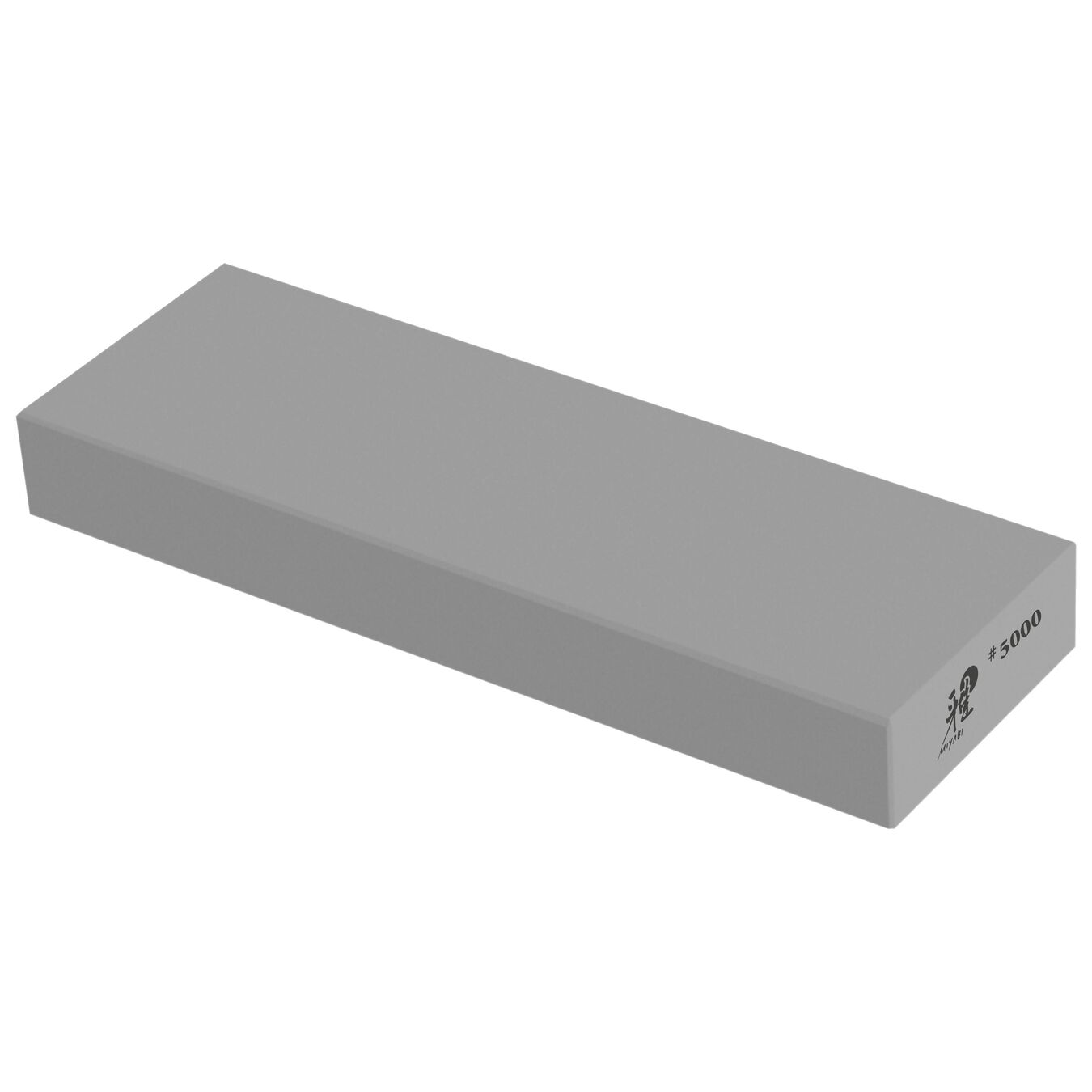 Pietra per affilare - 21 cm, ossido di alluminio, Grigia,,large 1