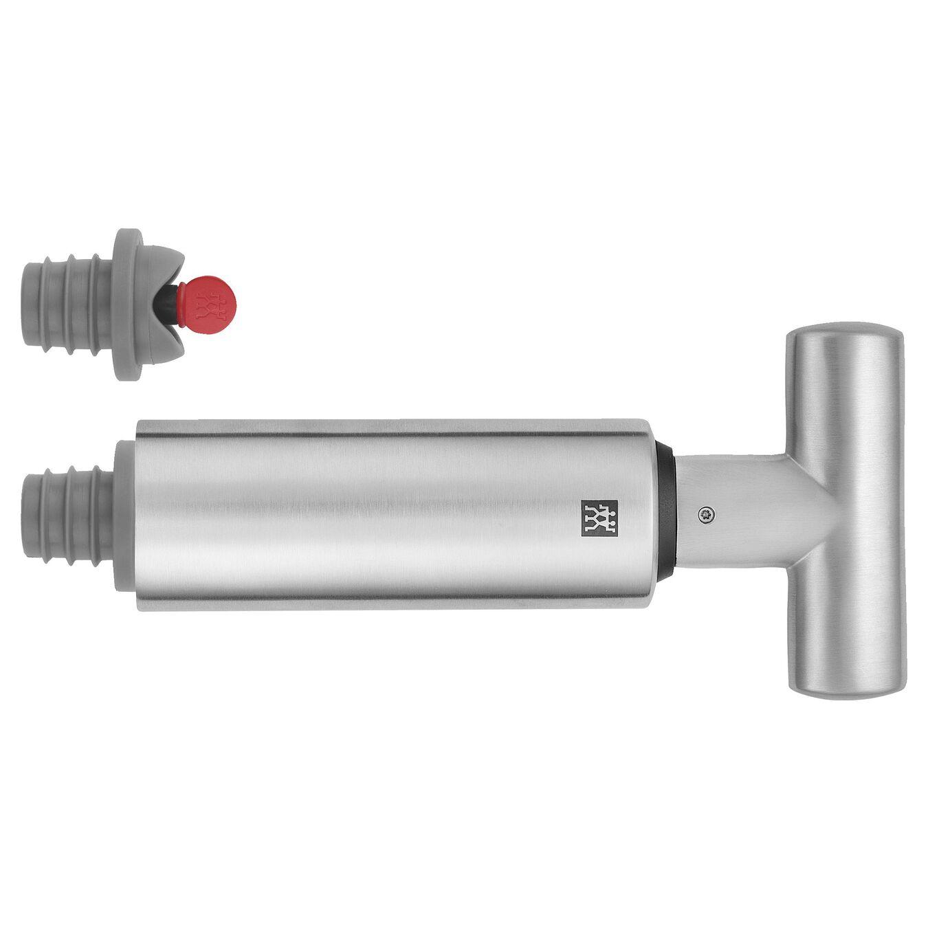 3-pc Wine Vacuum Pump & Stopper Set,,large 1