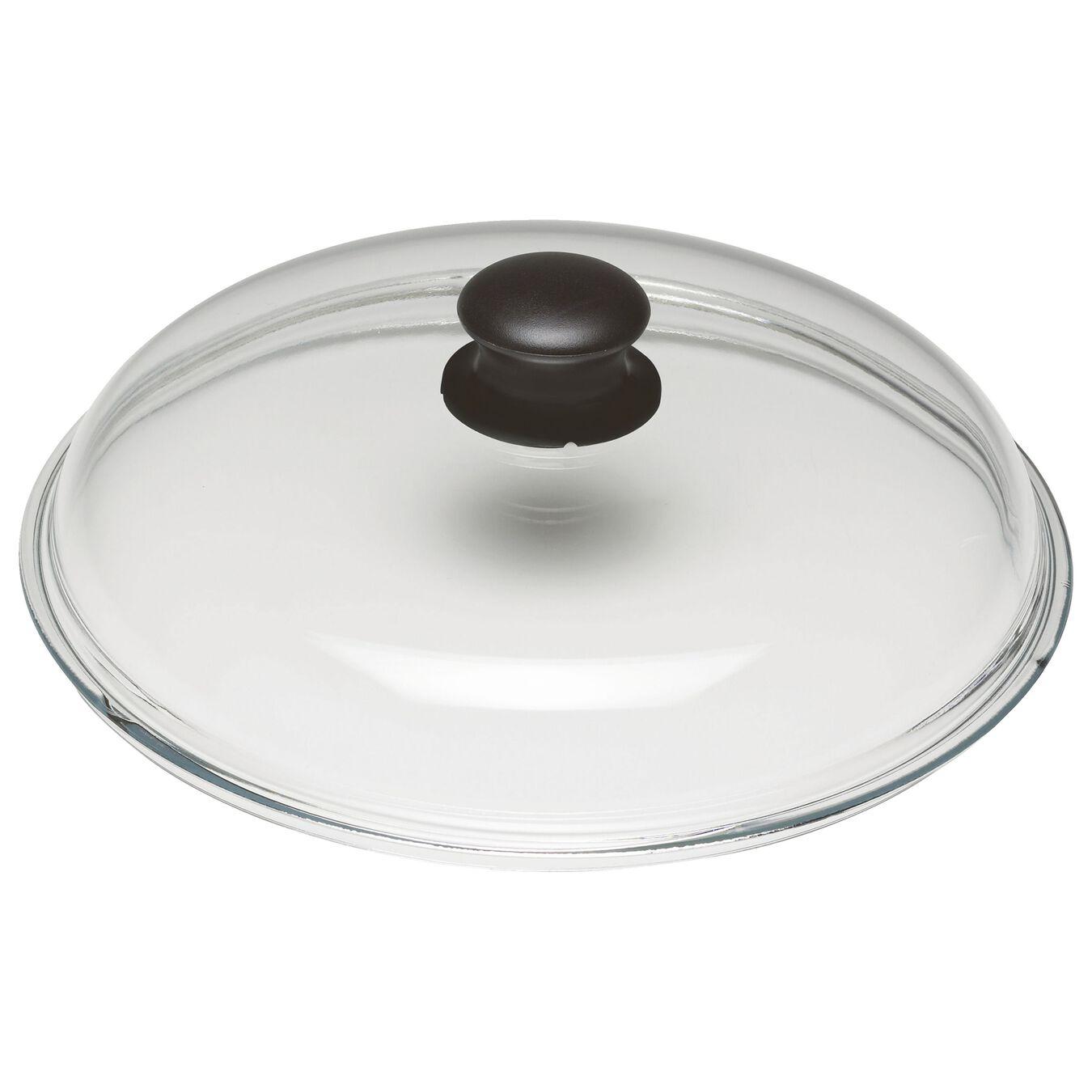 Coperchio - 24 cm, vetro,,large 1