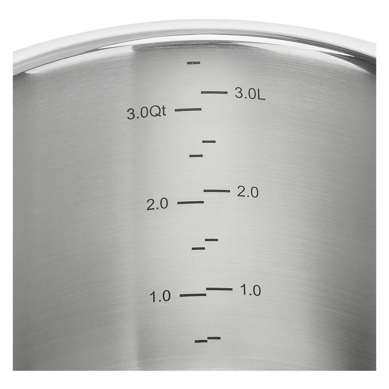 Pentola - 20 cm, acciaio,,large 4
