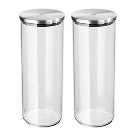 Aufbewahrungsgefäß 0,1 ml, Borosilikatglas
