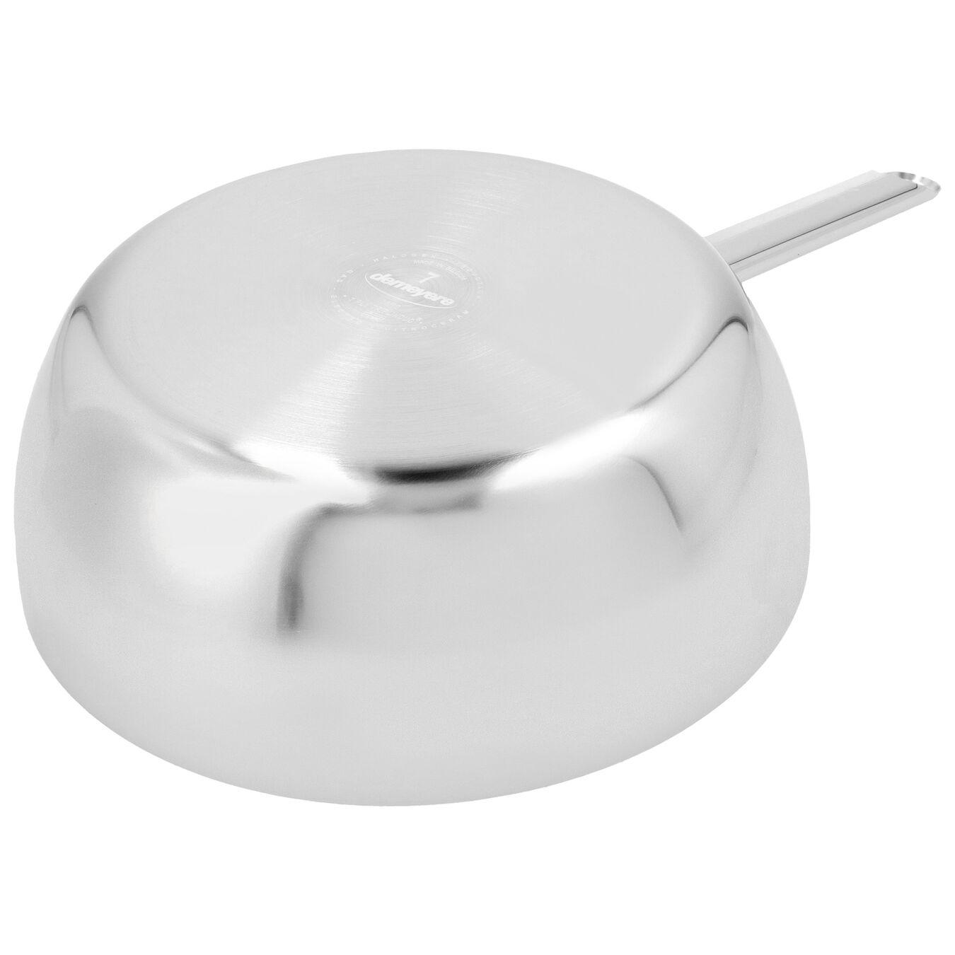 Sauteuse konisk 24 cm, 18/10 Rostfritt stål,,large 3