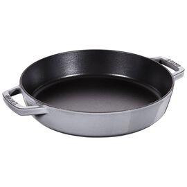 Staub Pans, 26 cm / 10 inch Frying pan, graphite-grey