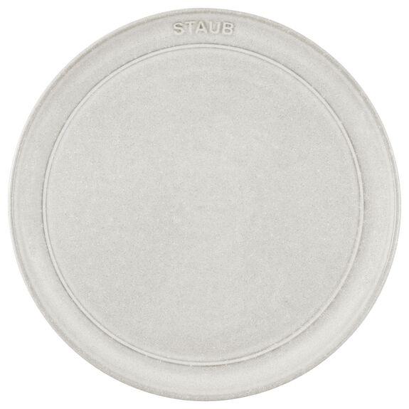 22-cm-/-8.5-inch Ceramic Plate flat,,large 3