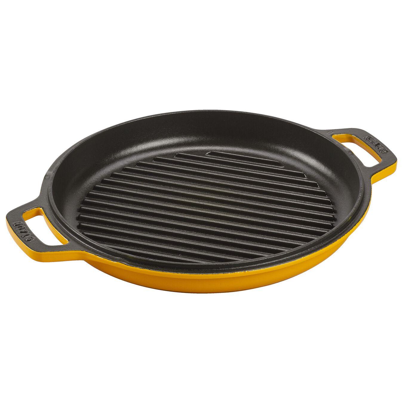 3.5 qt, Braise + Grill, Saffron,,large 3
