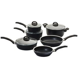 BALLARINI Como, 10-pc  Pots and pans set