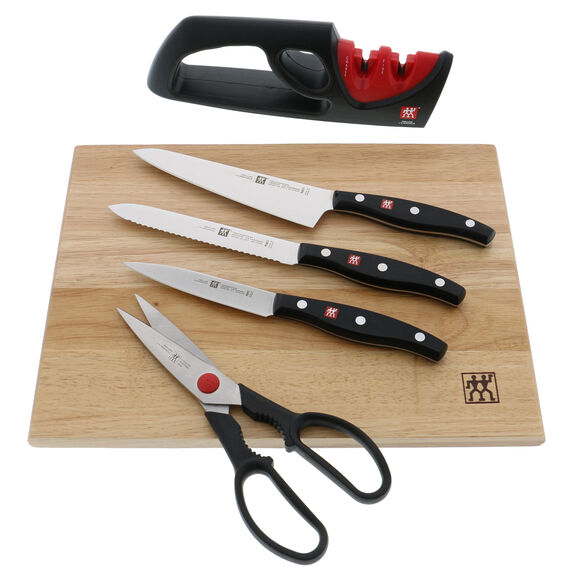6-pc Knife and Cutting Board Set,,large