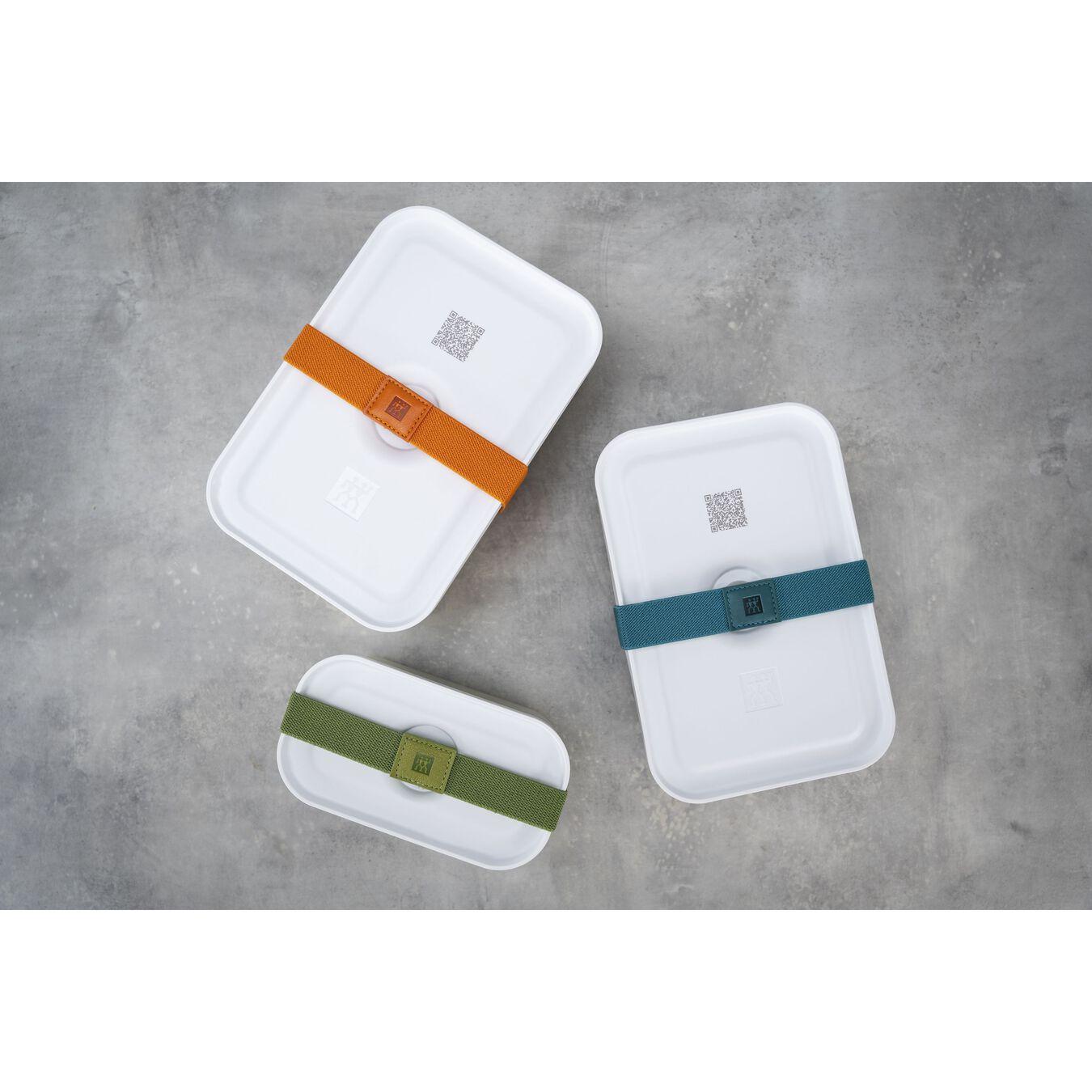 Vakuum madkasser, M - Plastik - Hvid-Grå,,large 9