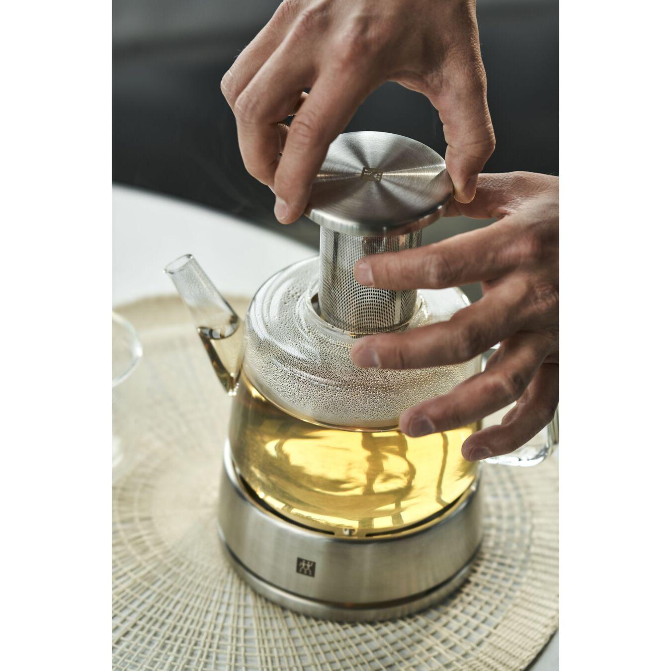 Théière et verseuse à café à double paroi, 800 ml,,large 3