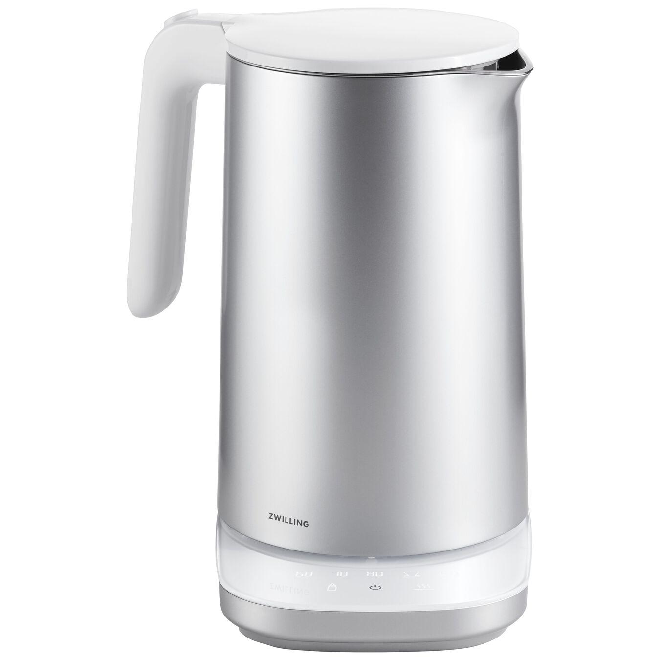 Elektrisk vattenkittel Pro, 1,5 l, Silver,,large 5
