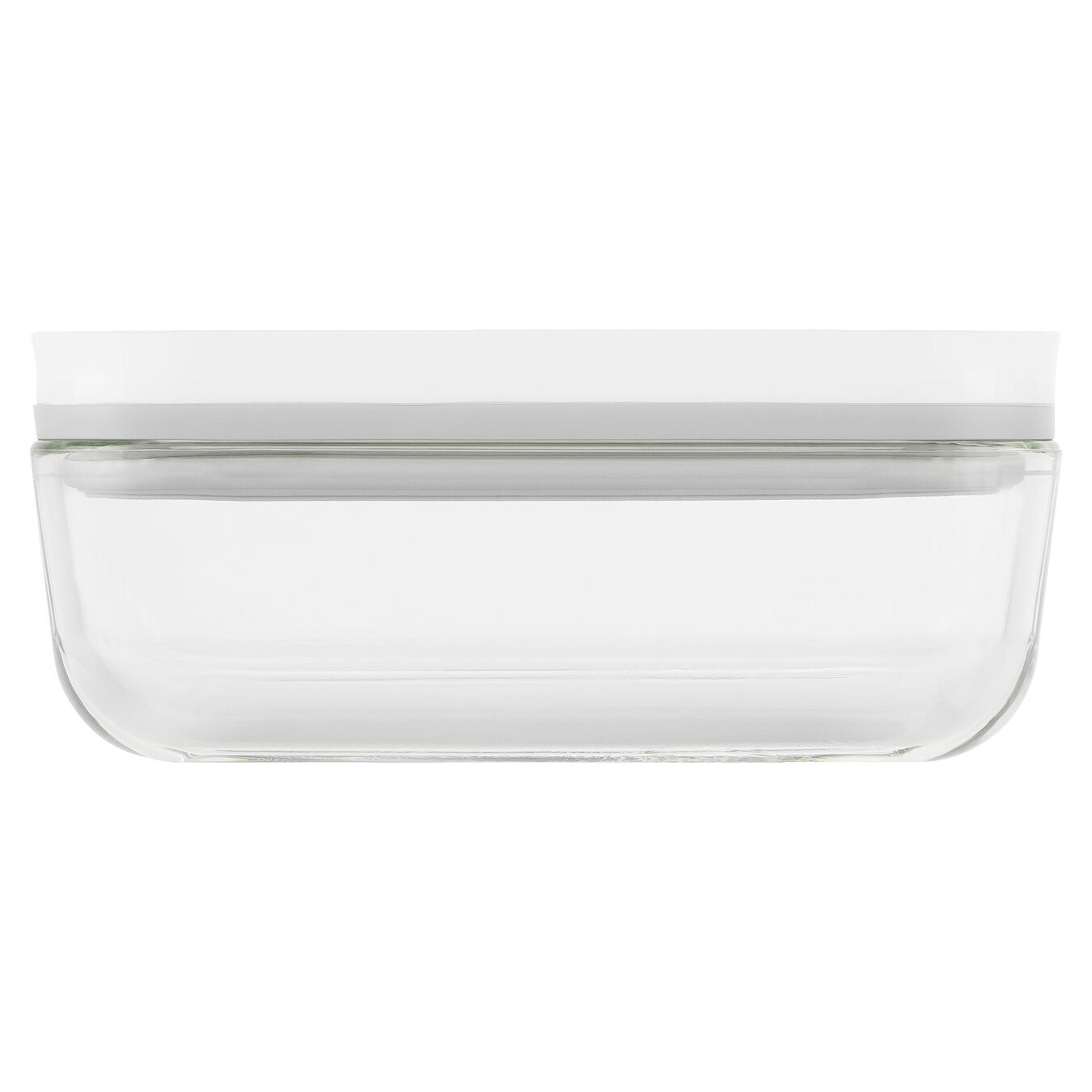 Contenitore sottovuoto - S, vetro borosilicato, bianco,,large 3