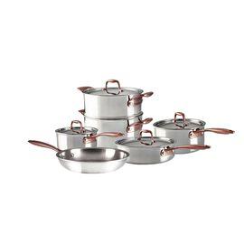 ZWILLING Rosé, 10 Piece 10 Piece Cookware set