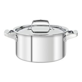 ZWILLING TruClad, 24-cm-/-9.5-inch  Stew pot