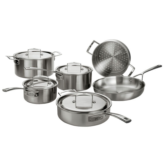 10-Piece  Cookware set,,large