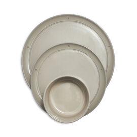 Staub Boussole, Serving set, 12 Piece | Graphite-Grey | Ceramic | round | Ceramic