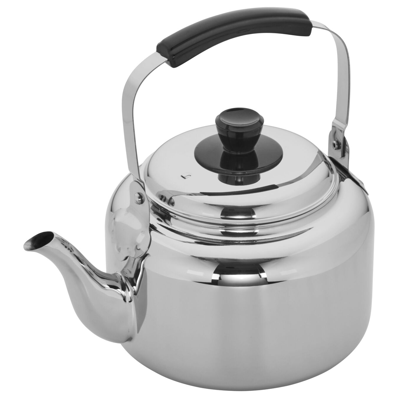 4.25 qt Kettle, 18/10 Stainless Steel ,,large 3