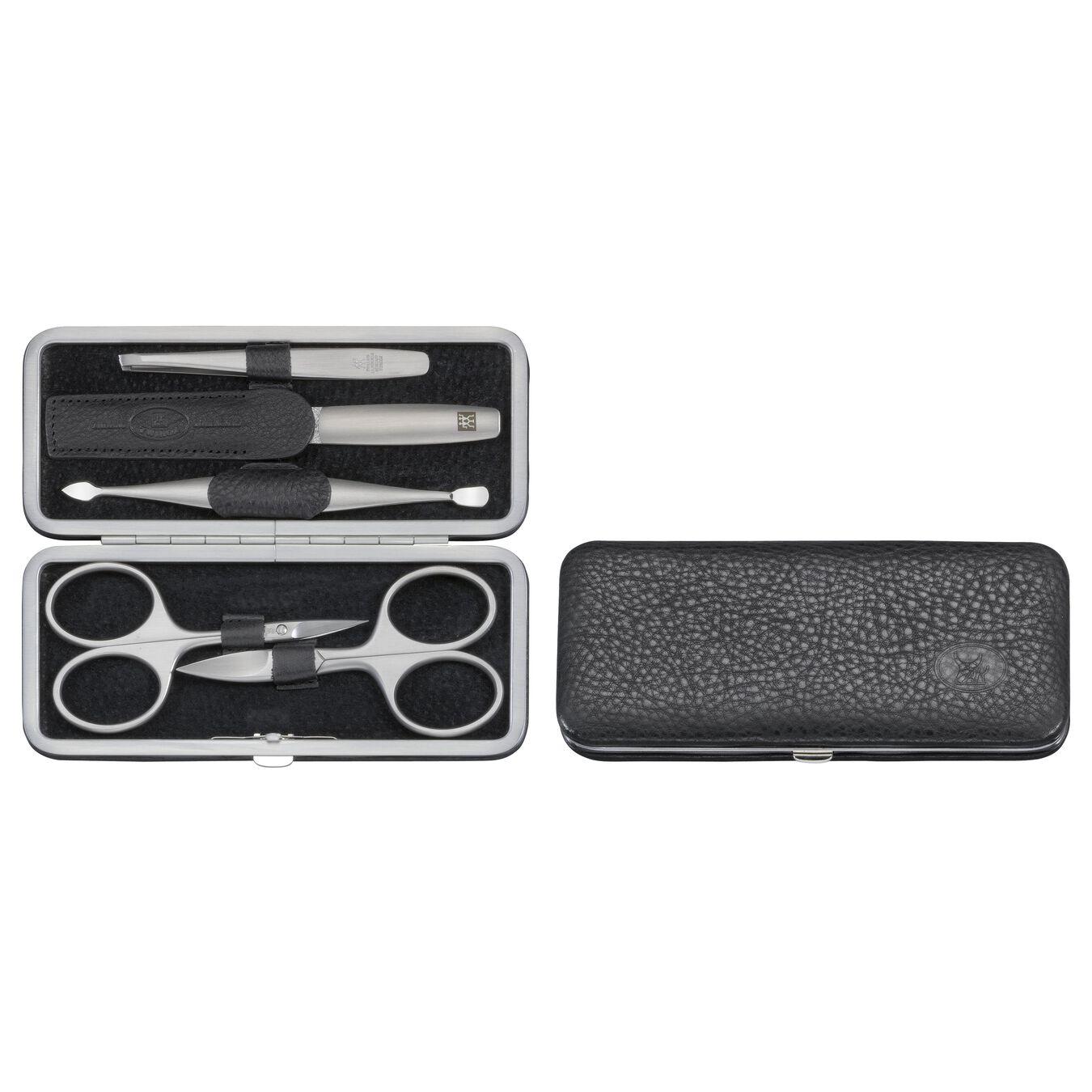 6-pc Manicure set - Black,,large 1