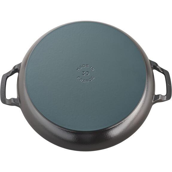 30-x-30-cm-/-12-x-11.81-inch Enamel Saute pan,,large 3