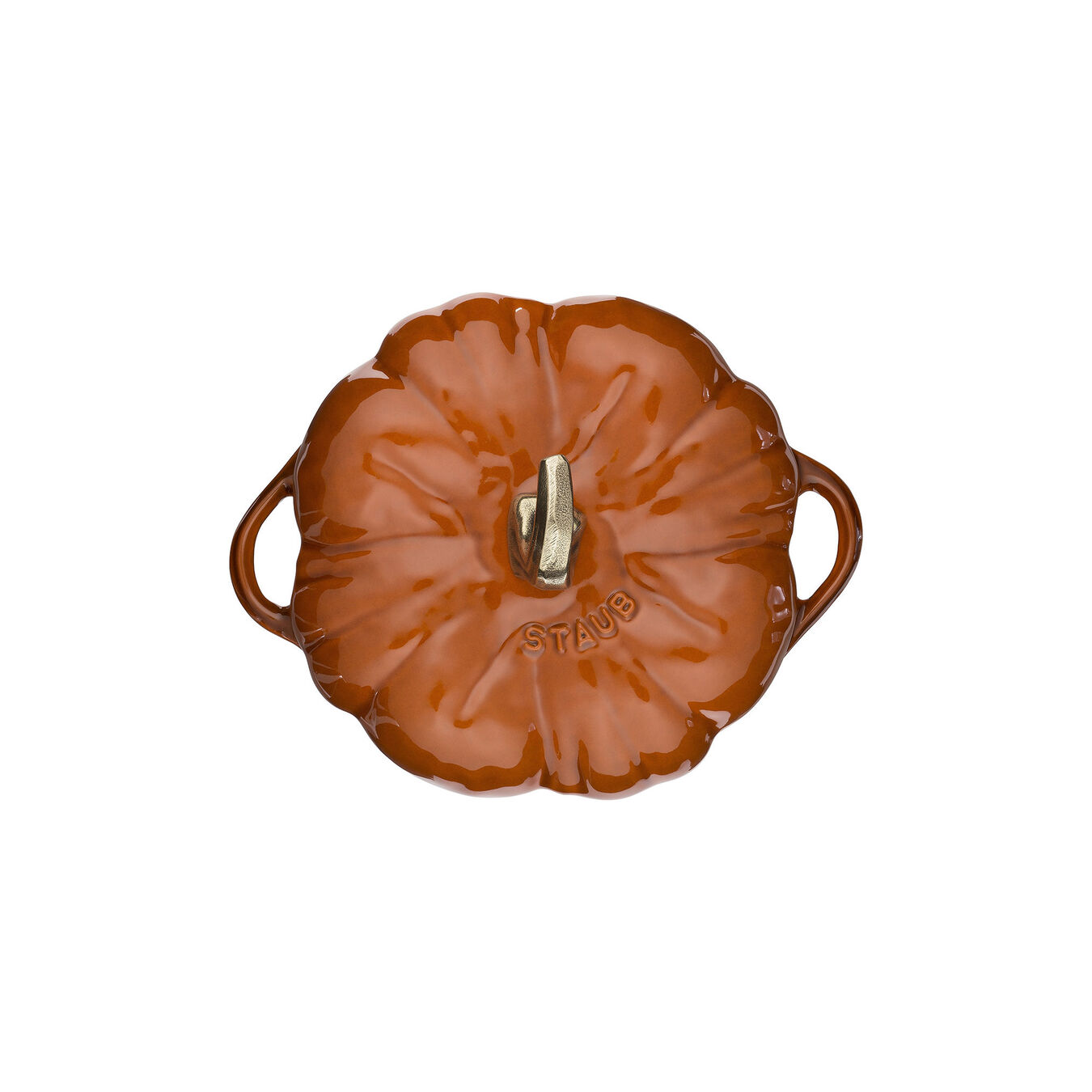 3.5-qt Pumpkin Cocotte - Burnt Orange,,large 7