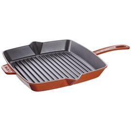 Staub Grill Pans, American Grill 26 cm, Gjutjärn, Kanel