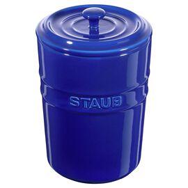 Staub Ceramique, 1-l-/-34-floz Ceramic Storage pot