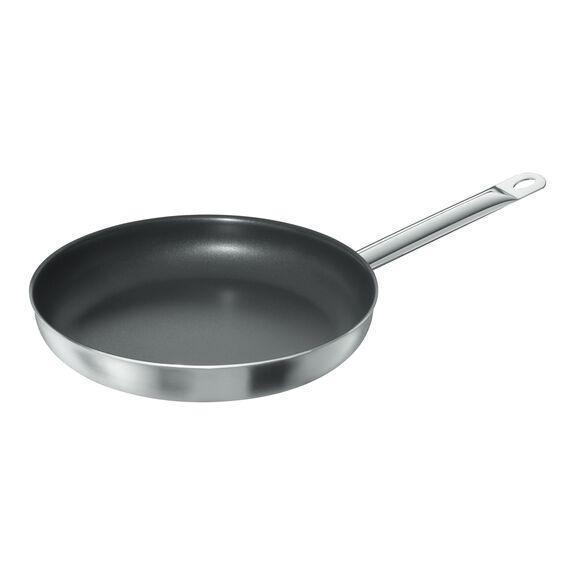 Kızartma Tavası, 33 cm | PTFE | Gümüş-Siyah | Yuvarlak,,large