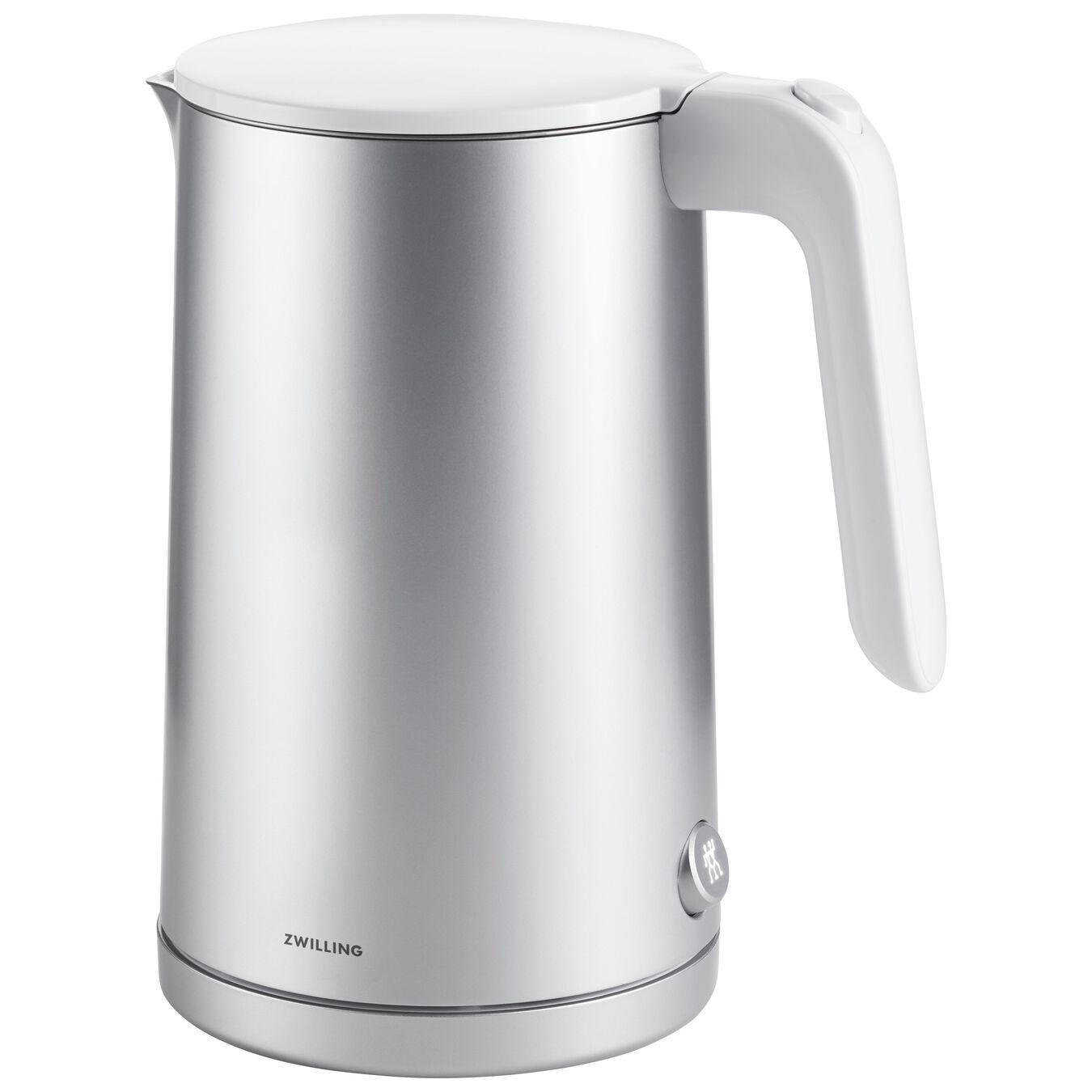 Wasserkocher, 1,5 l, Silber,,large 4