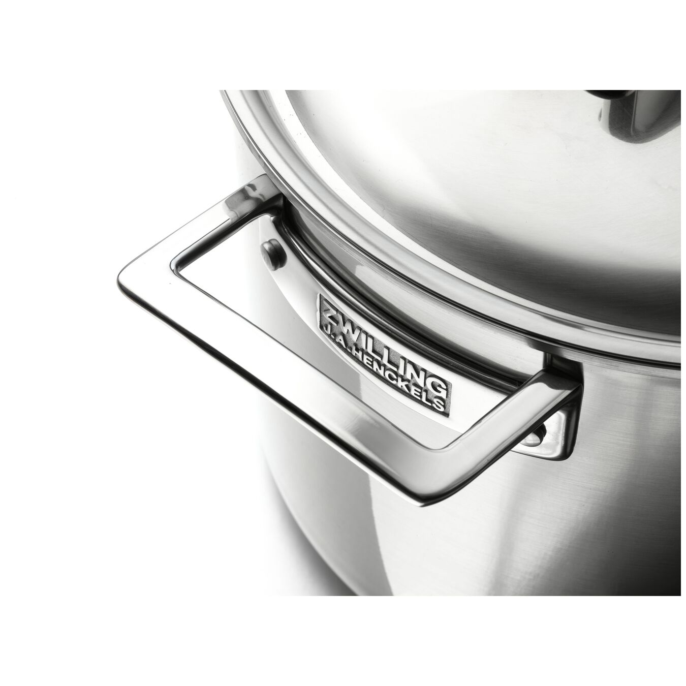 24 cm 18/10 Stainless Steel Saute pan with lid,,large 2