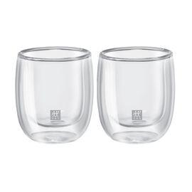 ZWILLING Sorrento, Doppelwandiges Glas, Espresso 80ml, 2-er Set 50 ml