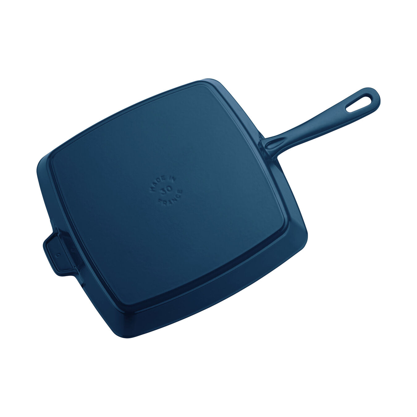square, Grill set, dark blue,,large 4