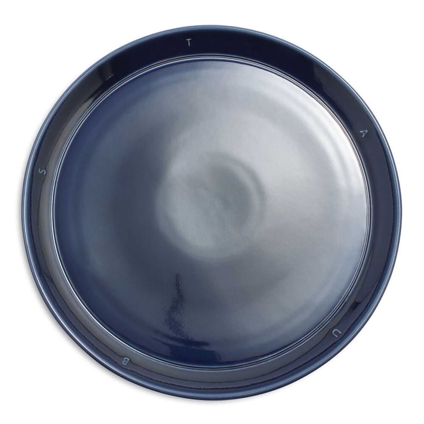 "11.25 inch, Dinner Plate 28.5cm / 11.25"" - Dark Blue, dark blue,,large 1"